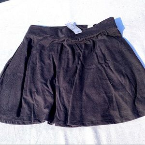 BNWT childrens place skirt with shorts attached
